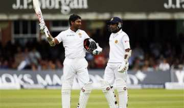 sri lanka leads england by 106 with 6 wickets...