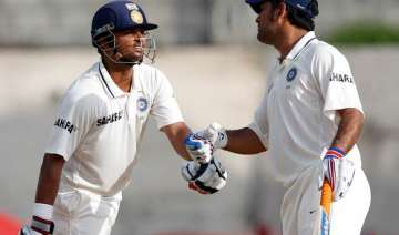 strong batting on sunny day gives india control...