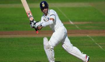 tendulkar shows sign of his class hit 55 n.o. to...