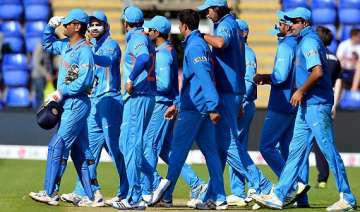 unchanged team india for rest of odi series...