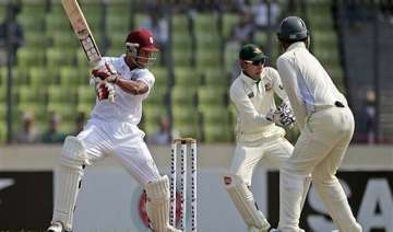 west indies reaches 361 4 at stumps on day 1 -...