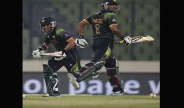 world cup t20 warmup pakistan beats new zealand...