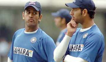 yuvi agrees with dhoni says hectic schedule...
