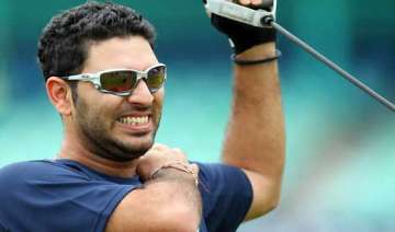 yuvraj will be back in three weeks time says...