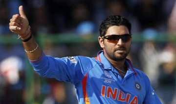 yuvraj stakes claim for test recall - India TV