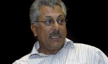 zaheer abbas hopes for a full fledged india...