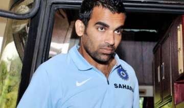 zaheer khan s fitness remains a concern - India TV