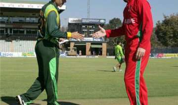 pakistan set a target of 261 for zimbabwe in...