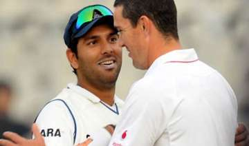 pie chucker yuvraj ready for pietersen - India TV