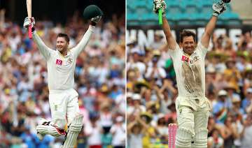 2nd test clarke ponting centuries put india into...