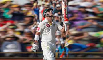 david warner strikes a hurricane ton after team...