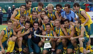 australia beats spain to win champions trophy -...