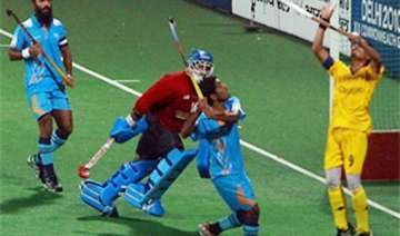 hockey india beat malaysia enter asia cup final...