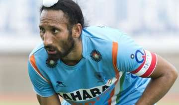 sardar singh to lead india in world league semis...
