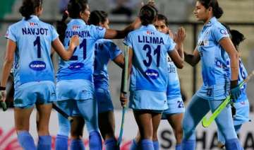 indian women s hockey camp from saturday - India...