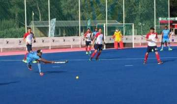 hockey india clinch second successive win against...