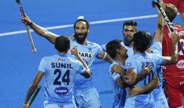 india start hwl semis preparation with japan test...