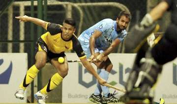 india beat malaysia 2 1 in sultan of johor cup...