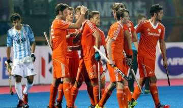 dutch punish argentina 3 0 in champions trophy -...