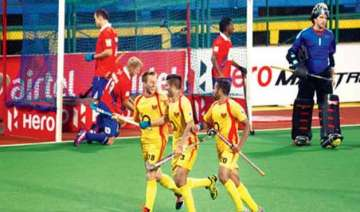 ranchi rays take on dabang mumbai in hil - India...