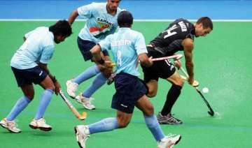 rupinder pal hat trick lifts india to 3 1 victory...