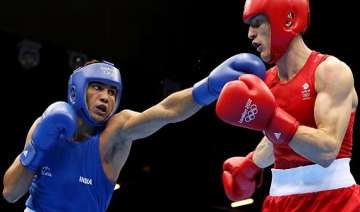aiba world boxing record five indians in quarters...