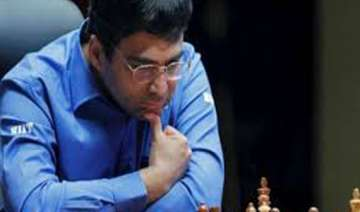 anand slips further - India TV