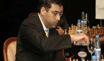 anand wins bronze in world rapid chess - India TV