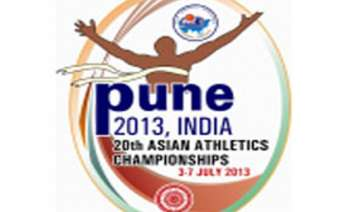 asian athletics championships in pune from july 3...