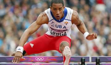 cuban hurdler ortega defects from national team -...