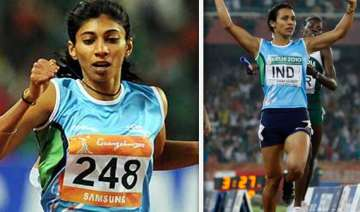 five indian athletes banned for doping - India TV