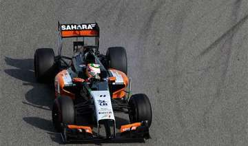 force india racing ahead unmindful of owners...