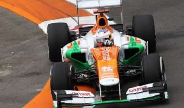 force india drivers deliver season s best finish...