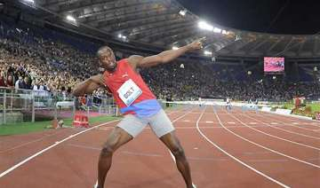 i want to be a legend says usain bolt - India TV