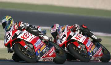 india round of world superbike championship...