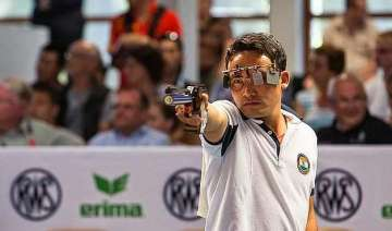 jitu rai wins bronze at issf world cup in korea -...