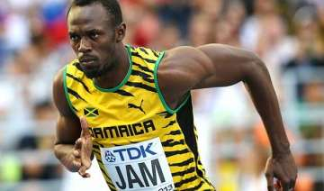 usain bolt sprinting to secure legacy - India TV