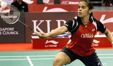 saina storms into indonesian open super series...