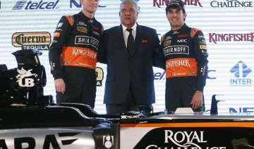 vijay mallya reveals that force india f1 team may...