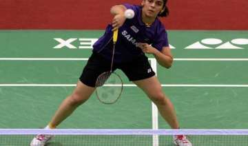 saina nehwal ousted from badminton asia...