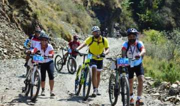 ut mtb shimla 2015 young riders from himachal...