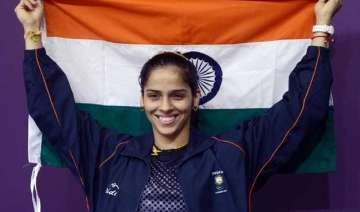 sports ministry recommends saina for padma...