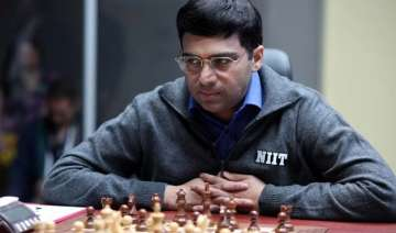 viswanathan anand beats adams to jump to second...