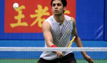 kashyap enters prequarters of asia championship -...