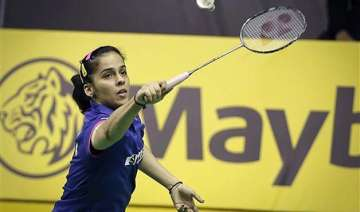saina nehwal enters malaysia open semis - India TV