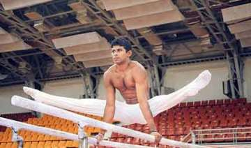 indian gymnastics getting high on hope - India TV
