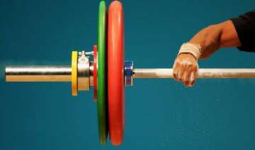 eight weightlifting coaches handed two year...