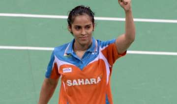 defending champion saina nehwal seeded second in...