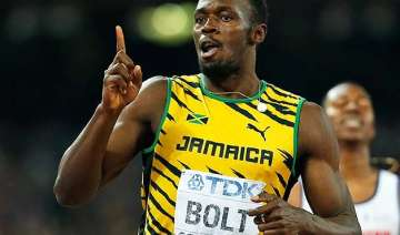 usain bolt wins record fourth straight 200 metres...