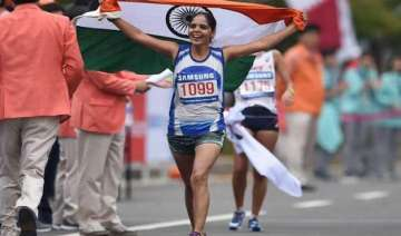 three indian race walkers qualify for rio...